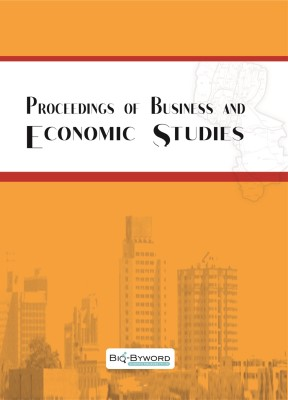 Proceedings of Business and Economic Studies