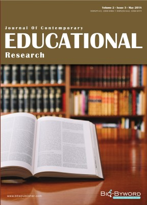 Journal of Contemporary Educational Research
