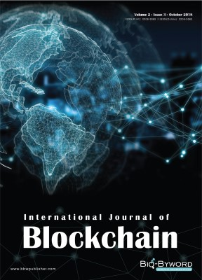International Journal of blockchain