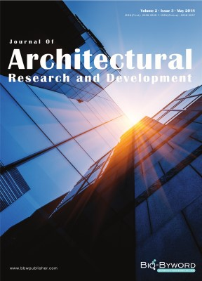 Journal of Architectural Research and Development