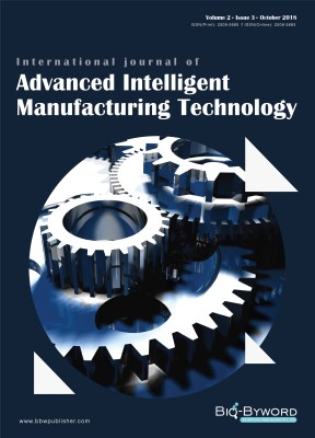 International journal of advanced intelligent manufacturing technology