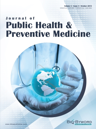 Journal of Public Health and Preventive Medicine